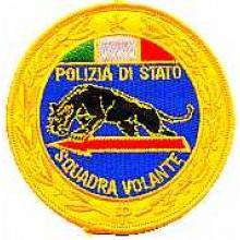 Polizia di Stato Squadra Volante Art.EU052