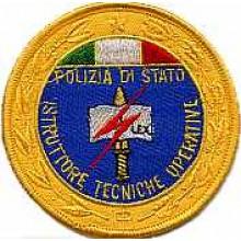 Polizia di Stato Istruttore Tecniche Operative Art.EU213