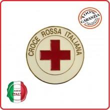 Fermacarte Ferma Carte Croce Rossa Italiana CRI Scrivania Ufficio Idea Regalo Art.CRI5