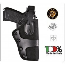 Fondina Professionale Cordura Termoformata  con Sistema di Sgancio Rapido Vega Holster Italia  P 2 Art.P2