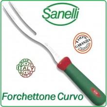 Linea Premana Professional Forchettone Curvo cm 33 Sanelli Italia Art.367633