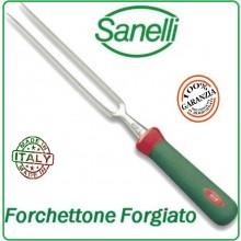 Linea Premana Professional Forchettone Forgiato cm 33 Sanelli Italia Art.364633