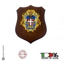 Crest Carabinieri Araldico Regio Prodotto Ufficiale Italiano Giemme Art. C96