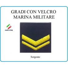 Grado a Velcro Giubbotto Navigazione Marina Militare Sergente  Art.M-8