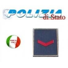 Gradi Tuta Ordine Pubblico Polizia di Stato Agente Selto Art.PS-OP1