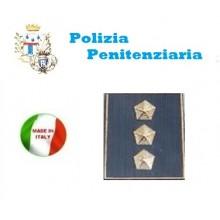 Gradi Tuta Ordine Pubblico Polizia Penitenziaria  Ispettore Capo Art.PP-OP10