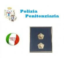 Gradi Tuta Ordine Pubblico Polizia Penitenziaria  Ispettore Art.PP-OP9