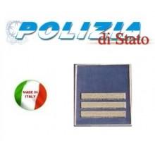 Gradi Tuta Ordine Pubblico Polizia di Stato Sovraintendente Capo Art.PS-OP6