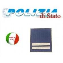 Gradi Tuta Ordine Pubblico Polizia di Stato Sovraintendente Art.PS-OP5