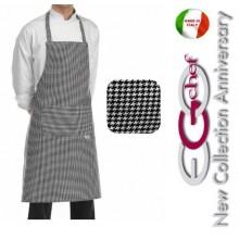 Grembiule Cucina Pettorina con Tascone cm 90x70 Colorado  Art.704052