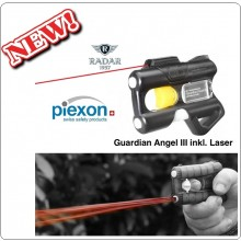 Piexon Spray Anti Aggressione  Antiaggressione Guardian Angel III Libera Vendita Distribuita da Radar 1957 Peperoncino Novità Laser Art. 8200-0099