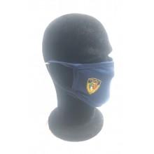 Mascherina Protettiva Modello Adulto con Ricamo Polizia Locale con Logo Nuovo Lavabile Art. NSD-PL-19C