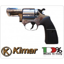 "Pistola Kimar Revolver Ruger Power 2"" Nickel 380 a Salve Art.311.000"