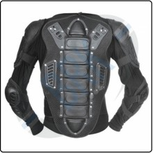 Protezioni con Maglia Microforata da Motard, Motocross, Enduro Art.BRK-3802