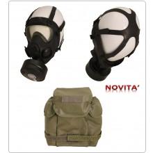 Maschera Antigas Usata da Collezione Polizia Protettiva MP5 Filtro Gas Mask (SOLO SOLO UE) Art.627593