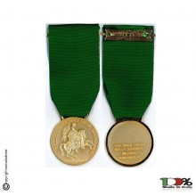 Medaglia Mauriziana San Maurizio Fusione 3D Prodotto Ufficiale Carabinieri Esercito Marina Aeronautica Art. FAV-36