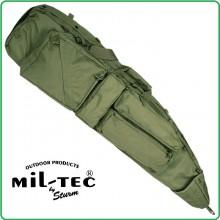 Zaino Trasporto Fucile Mil-Tec Verde Militare Esercito Aeronautica Lagunari Marina Art.16192901
