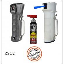 Spray Peperoncino Anti Aggressione Antiaggressione  RSG2 LIBERA VENDITA Polizia o Vigilanza Security  Art. OE83