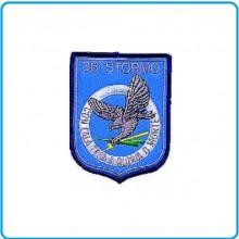 Patch Toppa Ricamata 36° Stormo Aeronautica Militare Art.EU067