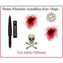 Penna Autodifesa Krav Maga Aerti Marziali Libera Vendita Art.37543