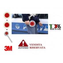 Paletta con Loghi e Scritte Originale Ministero Dell'Interno Polizia di Stato VENDITA RISERVATA  Art. R0045