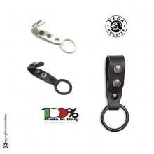 Porta Manganello o Porta Torcia in Plastica Vega Holster Italia Polizia Carabinieri Vigilanza Art. 8V10