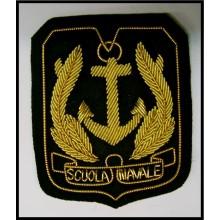 Ricamo Canottiglia Scuola Navale Art.R0102