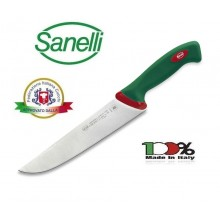 Linea Premana Professional Cuocho Chef  Knife Coltello Francese Seghettato cm 33 Sanelli Italia Art. 103633