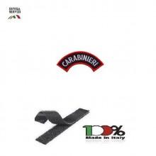 Patch Toppa Ricamata a Macchina Carabinieri Mezza Luna Art.EU 039