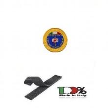 Patch Toppa Ricamata con Velcro Polizia di Stato Istruttore Tecniche Operative Art. EU213