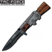 Coltello Serramanico a Forma di AK47  TAC-FORCE Art.TF-546WD