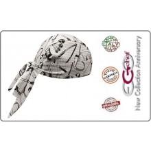 Bandana Sagomata Professionale Chefwear Ego Chef Italia Art.7002101A
