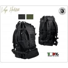 Zaino M.O.L.L.E. Militare Warrior in Cordura Nera o Verde Vega Holster Italia Esercito Marina SWAT  Art. 2ZM16