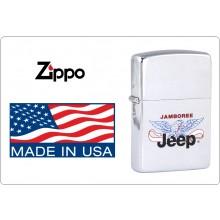 Accendino Zippo® Original Originale USA Jamboree JEEP Art.421121