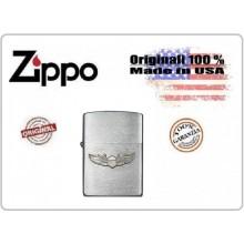 Accendino Zippo® Original Originale USA Aviazione Americana Army Wing  Art.421302