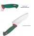 Linea Premana Professional Knife Coltello Verdura Spelucchino cm 6 Sanelli Italia Cuoco Chef Cuochi Chef Approvato dalla F.I.C. Federazione Italiana Cuochi Art. 330606