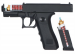 Pistola Peperoncino Professionale Guardie Giurate Glock GD-105 Libera Vendita Geisler Defence 2 Ricariche Peperoncino + 1 Inerte addestramento Art. GD-105
